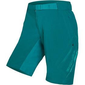Endura Hummvee Lite II Spodnie krótkie Kobiety, teal